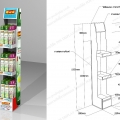 Shelf & Koisk Design